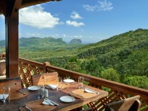 Mauritius Urlaub - Aussicht über die Insel