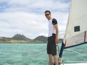 Mauritius Urlaub - Segelboot
