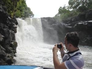 Mauritius Urlaub - Wasserfall